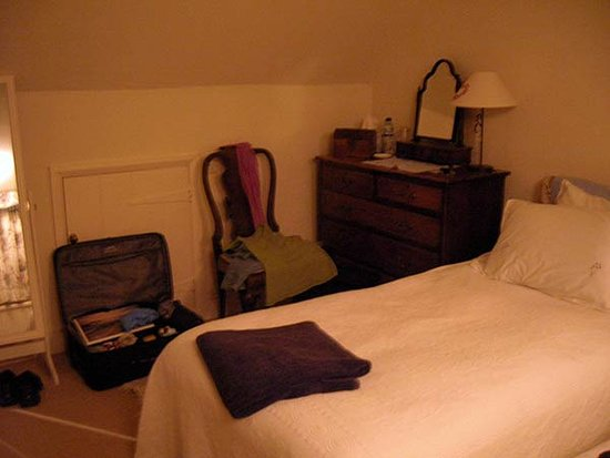 West Tytherley, UK: double/twin room