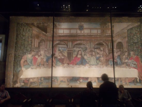 The Last Supper Picture of Vatican Museums Vatican City