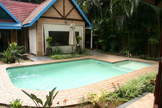 Zulani Guest House: Pool.