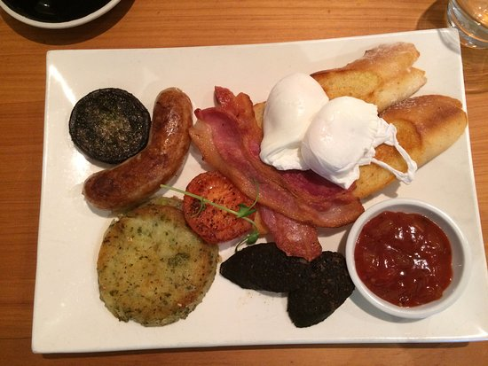 Waikanae, New Zealand: The Big Breakfast