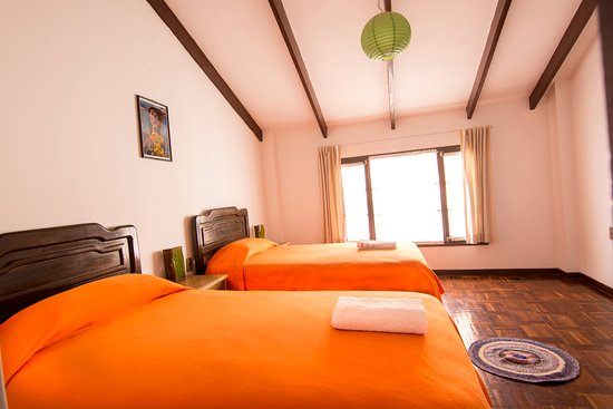 Hostal CasArte Takubamba: Standard Twin Private Ensuite