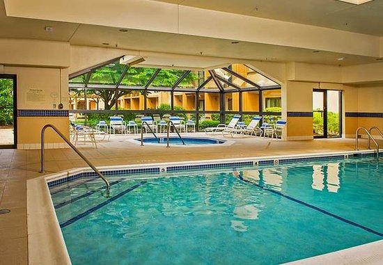 Andover, MA: Indoor Pool