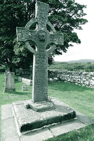 Port Ellen, UK: Kidalton Cross