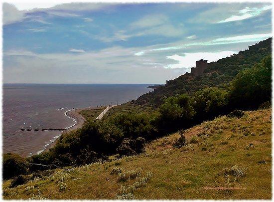 Σαμοθράκη, Ελλάδα: Πύργος των Γατελούζων
