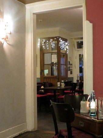 Geromes CCL: Im Restaurant