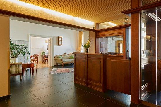 Hotel Bodensee: Unsere Rezeption heißt Sie gern Willkommen
