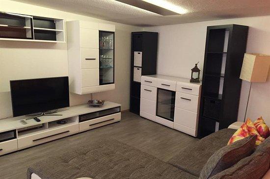 Wohnzimmer Apartment Lasalt 2 - Picture Of Hotel Garni Lasalt