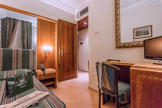 Hotel Archimede: single room