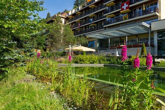 Beau Park Hotel Wengen