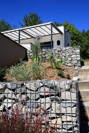 "Rhone, Francja: Chambre ""côté patio""-terrasse"