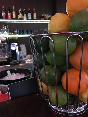 Collana Bar e Caffe: Frische Drinks