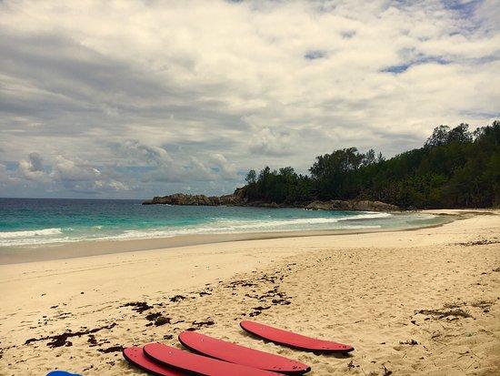 Anse La Mouche, Seychelles: iSurf Seychelles