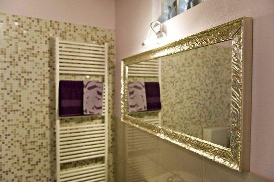 Bagno aroma di lavanda con mosaici bisazza picture of b&b relais