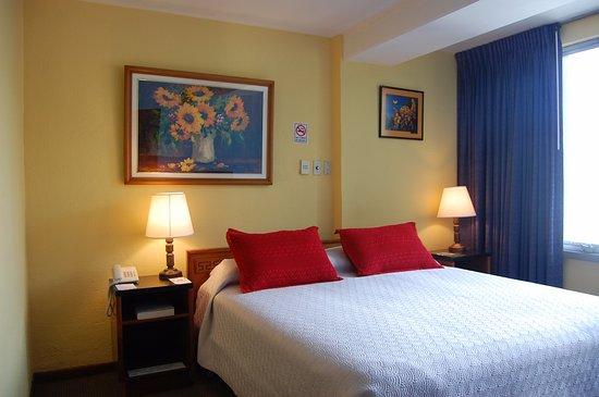 Hotel Gloria La Paz: Habitación Matrimonial