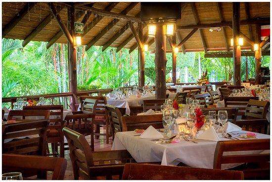 Restaurant & Bar El Rancho : Restaurant El Rancho, Dominical