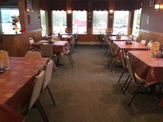 Pittston, Πενσυλβάνια: Dinning Room