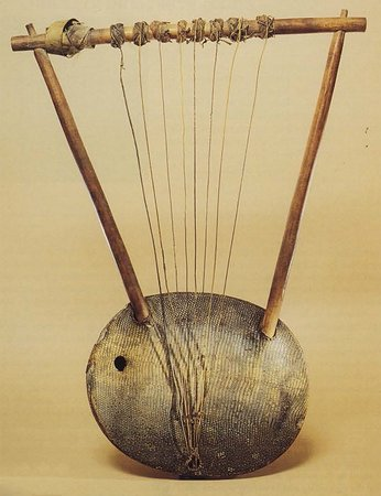 Museum of Ancient Greek Musical Instruments - Picture of
