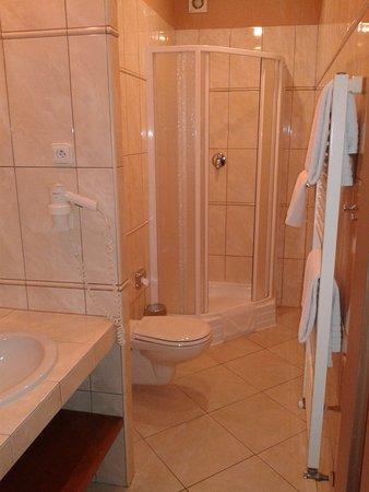 Hotel Atlantic: banheiro