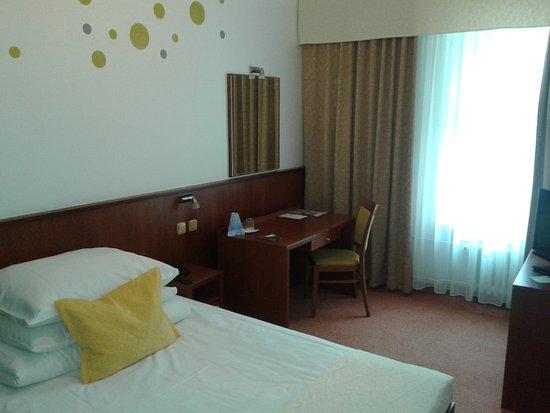 Hotel Atlantic: quarto casal