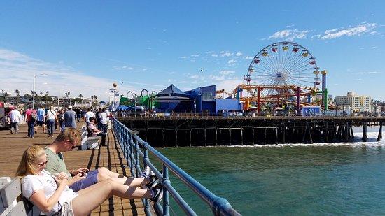 Loews Santa Monica Beach Hotel Pier