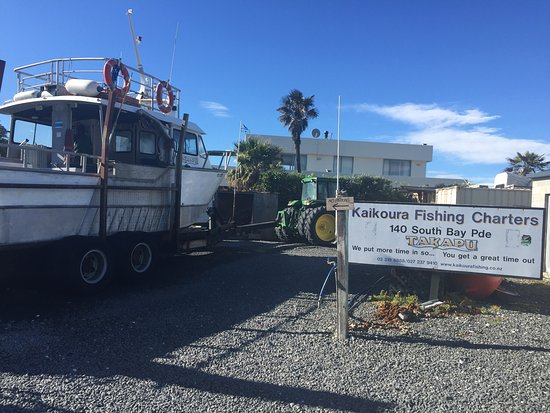 ‪Kaikoura Fishing Charters‬