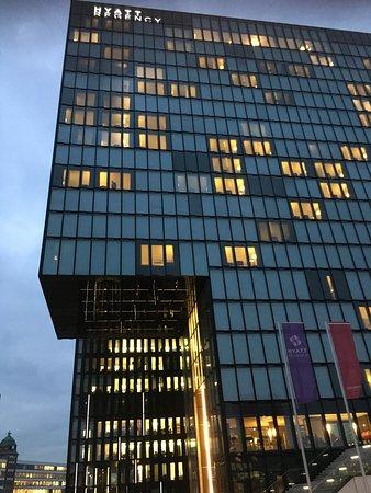 Hyatt Regency Dusseldorf: photo1.jpg