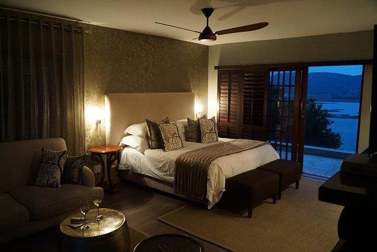 Kanonkop Guest House: Blick im Zimmer