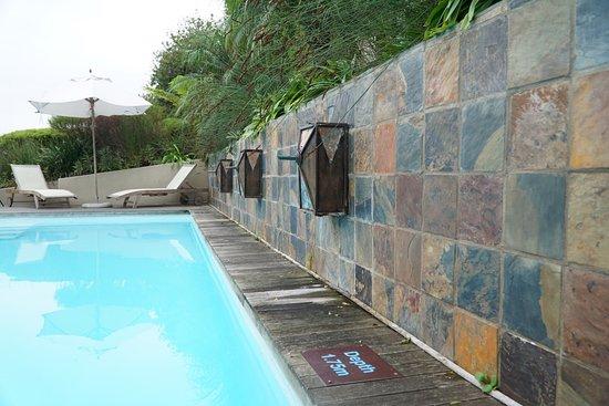 Kanonkop Guest House: kleiner, absolut ausreichender Pool