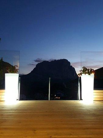 Hotel Cir: terrazza