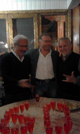 La Locanda di Maurizio e Coca: i veri biker
