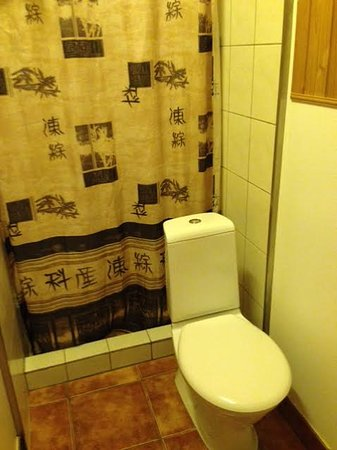 Incroyable Hotel Katla By Keahotels: Weird Place For A Toilet   Right In Front Of The