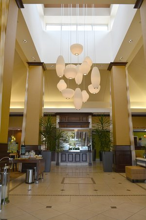 Hilton Garden Inn Greenville: Entrance