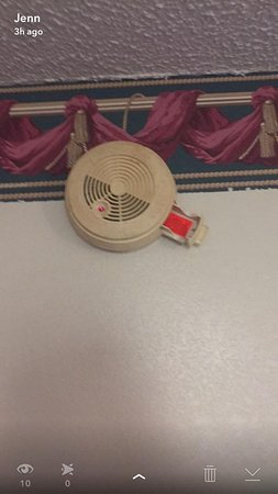 Blythewood, Güney Carolina: nice smoke detector