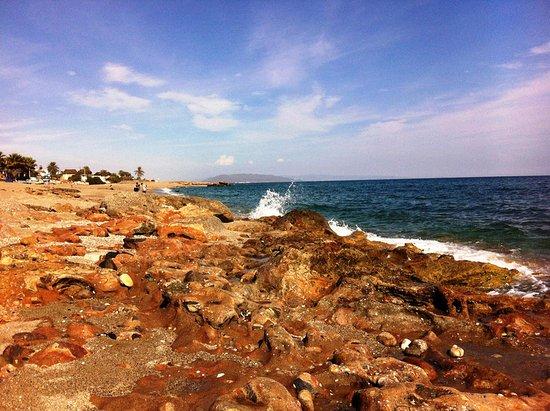 Playa del Lance: Playa Mojacar