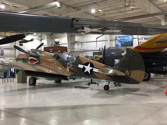 Palm Springs Air Museum : P40