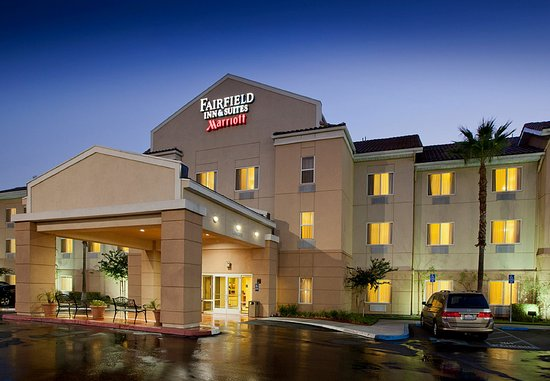 Fairfield Inn & Suites San Bernardino: Exterior
