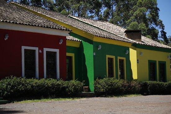Santo Antonio Da Patrulha: Conjunto arquitetônico colonial
