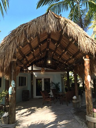 The Caribbean Resort at Sea Isle: private cottage