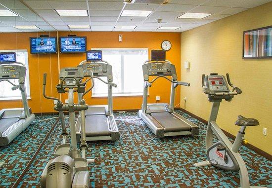 Shalimar, FL: Fitness Center