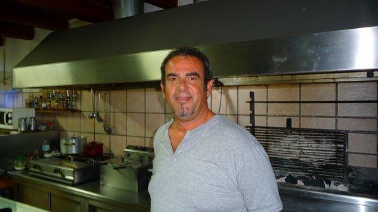 Gavdos, Hellas: Chef Giorgos