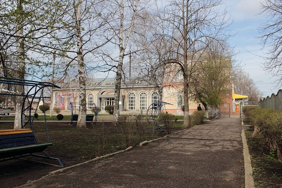 Tikhoretsk Museum of History and Local Lore