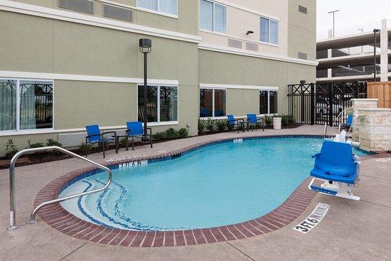 Pool - Picture of Courtyard by Marriott Dallas Plano/Richardson - Tripadvisor