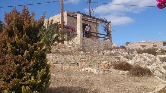 Gavdos, Hellas: unser Appartement