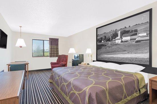 Morris, MN: 1 King Bed Standard