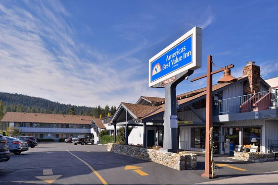 Americas Best Value Inn-Tahoe City/Lake Tahoe: Exterior