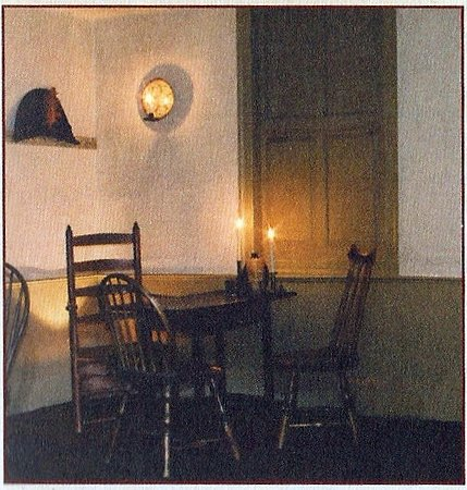 Weston, MA: The Tavern Tap Room