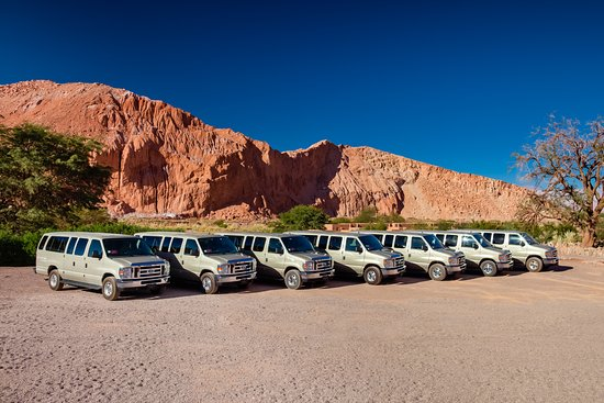Alto Atacama Desert Lodge & Spa: Excursions Vans