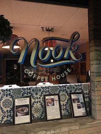 The Nook Coffee House