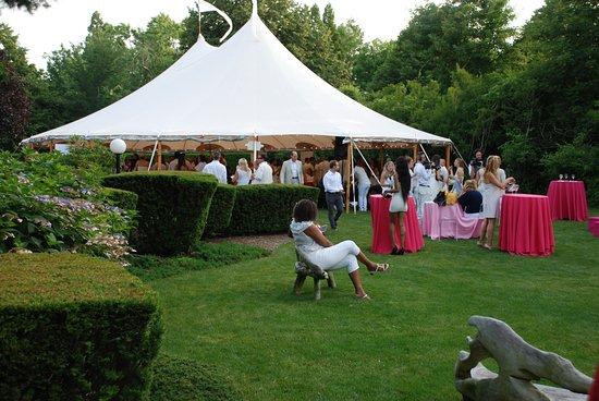Southampton Inn: Tent Event