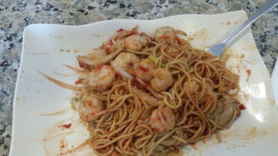 South Sioux City, NE: Shrimp lo mein